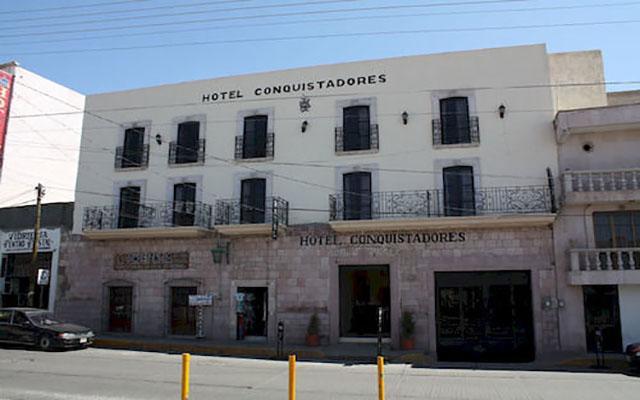 Hotel Conquistadores en Zacatecas Ciudad