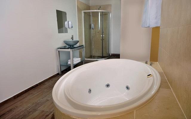 Hotel Container Inn, amenidades de calidad