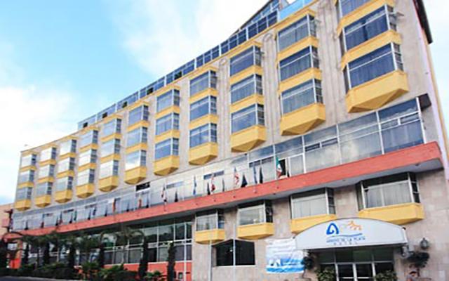 Hotel-Convenciones Arroyo de la Plata en Zacatecas Ciudad