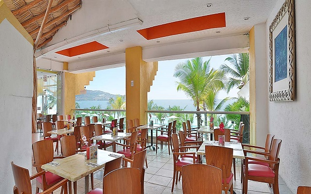 Hotel Copacabana Acapulco Beach, Restaurante Acuario