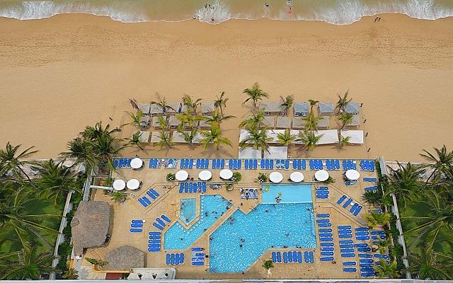 Hotel Copacabana Acapulco Beach, amenidades en cada sitio