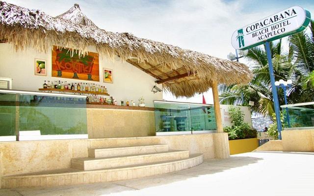 Hotel Copacabana Acapulco Beach, Bar Kontiki