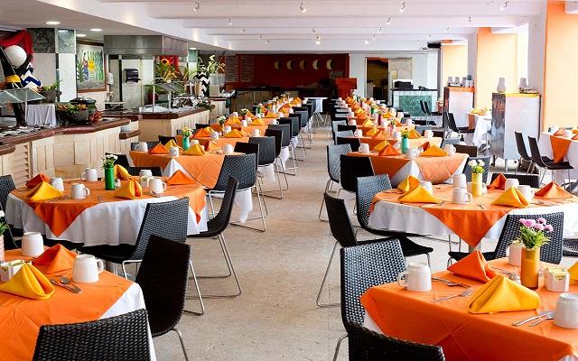 Hotel Copacabana Acapulco Beach, Restaurante Tabachines