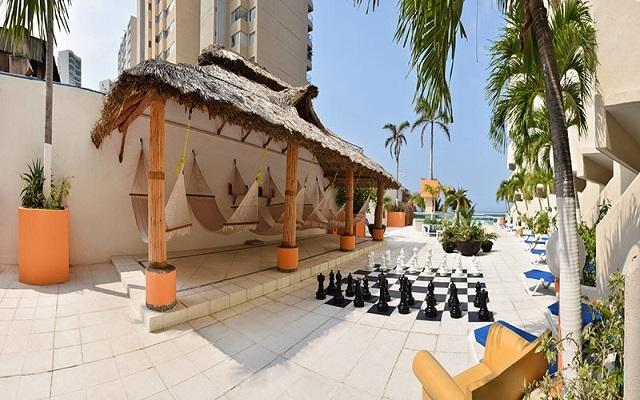 Hotel Copacabana Acapulco Beach, confort en cada sitio