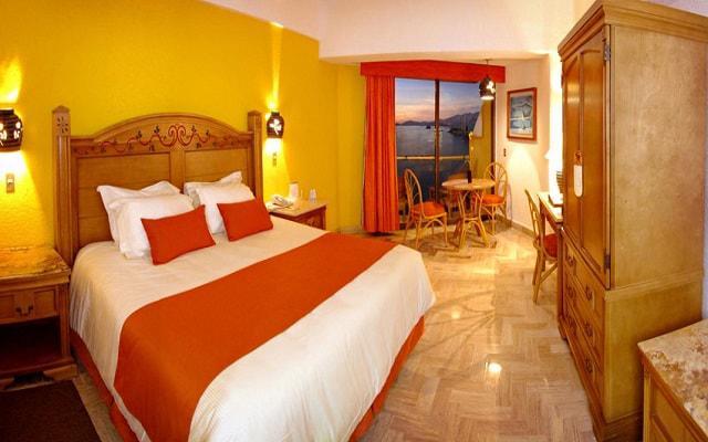 Hotel Copacabana Acapulco Beach, habitaciones cómodas y llenas de confort