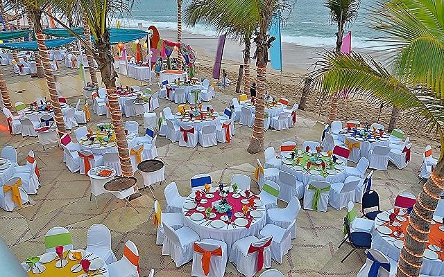 Hotel Copacabana Acapulco Beach, espacios acondicionados como lo requieras