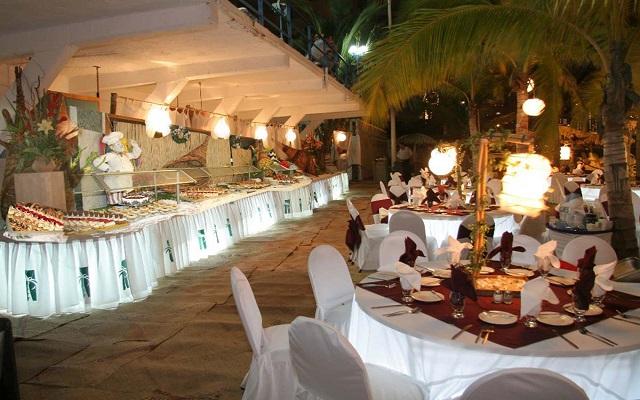 Hotel Copacabana Acapulco Beach, tu evento como lo imaginaste