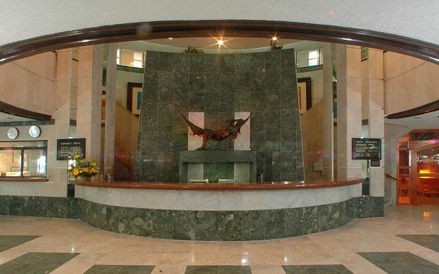 Hotel Copacabana Acapulco Beach, lobby