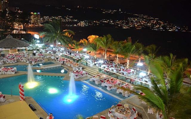 Hotel Copacabana Acapulco Beach, vistas increíbles