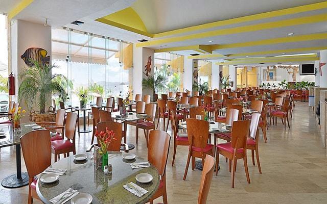 Hotel Copacabana Acapulco Beach, sitio ideal para tus alimentos
