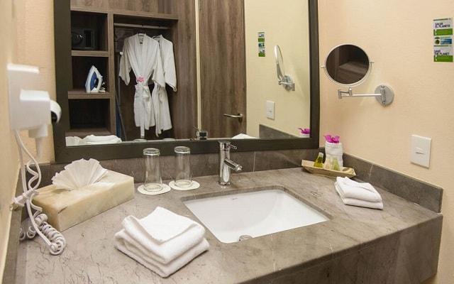 Hotel Coral Blue Huatulco, amenidades de calidad estándar