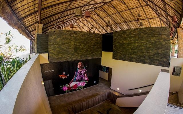 Hotel Coral Blue Huatulco, espacios agradables
