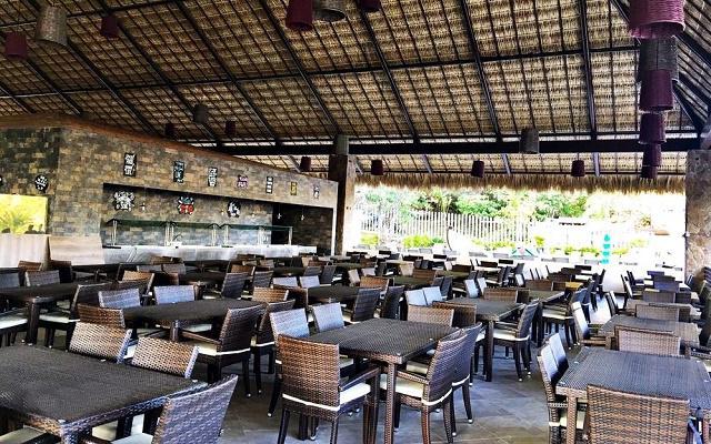 Hotel Coral Blue Huatulco, restaurante