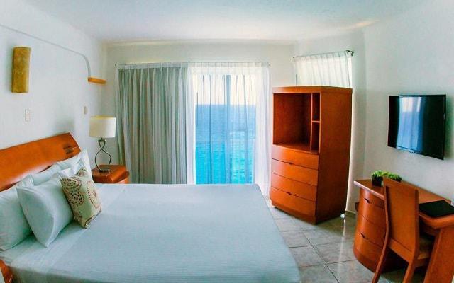 Hotel Coral Princess Cozumel dispone de habitaciones cómodas