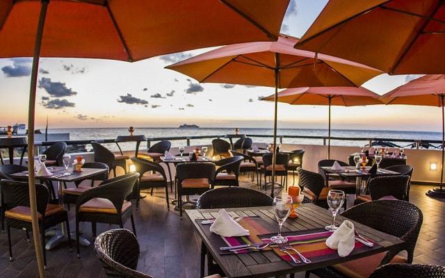 Hotel Coral Princess Cozumel cuenta con un restaurante de especialidades