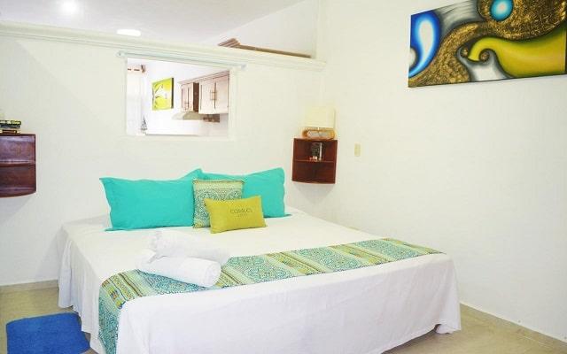 Hotel Corales Suites, luminosas habitaciones