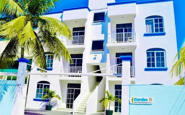 Hotel Corales Suites en Puerto Morelos