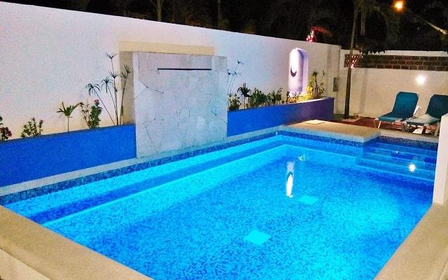 Hotel Corales Suites, noches inolvidables