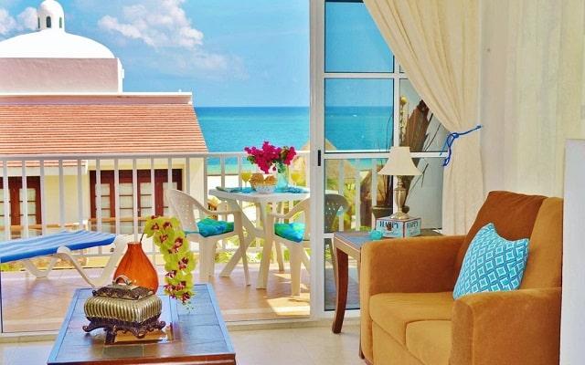 Hotel Corales Suites, vistas hermosas