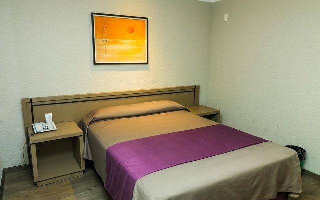 Hotel Corinto, espacios pensados para tu descanso