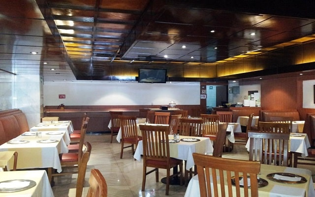 Hotel Corinto, escenario ideal para tus alimentos