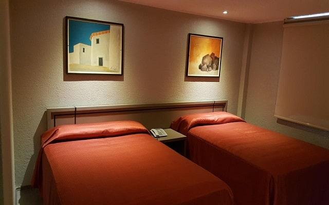 Hotel Corinto, confort en cada sitio