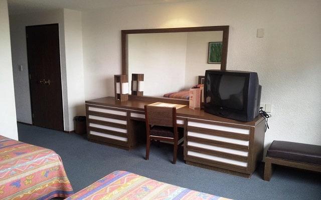 Hotel Corinto, habitaciones bien equipadas