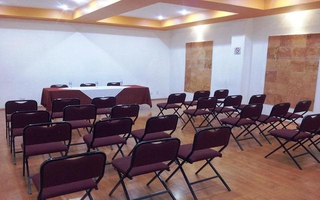 Hotel Corinto, salón de eventos