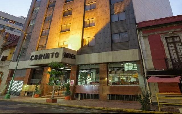 Hotel Corinto, buena ubicación