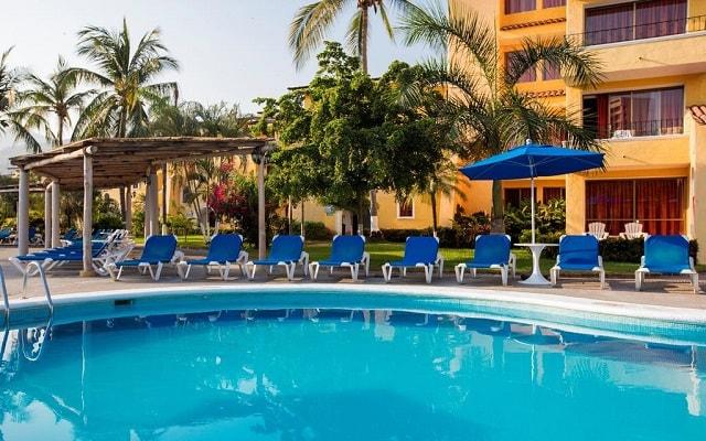 Hotel Costa Club Punta Arena, disfruta de su alberca al aire libre