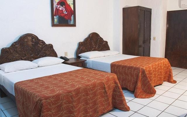 Hotel Costa Club Punta Arena, amplias y luminosas habitaciones