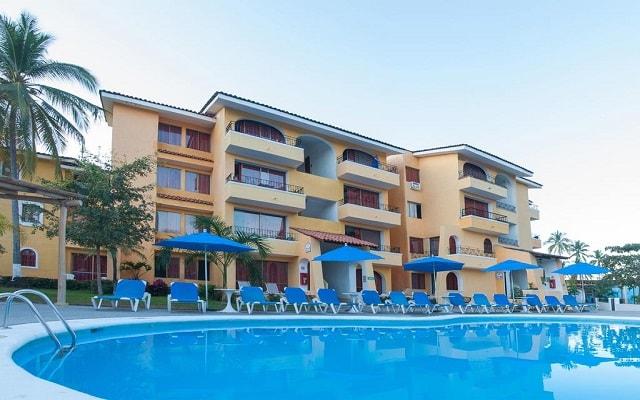 Hotel Costa Club Punta Arena, relájate en los camastros
