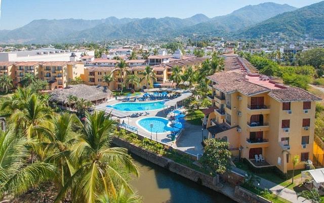 Hotel Costa Club Punta Arena en Zona Hotelera