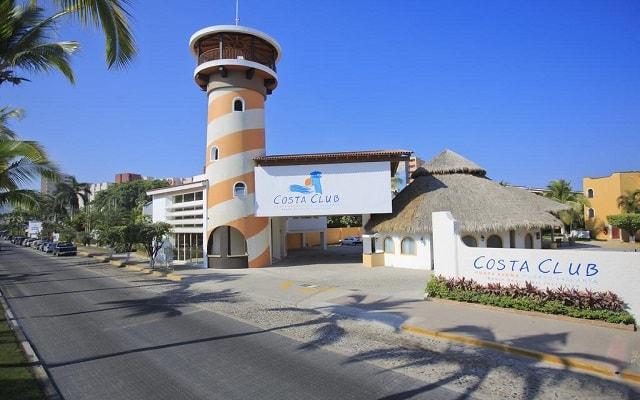 Hotel Costa Club Punta Arena, buena ubicación