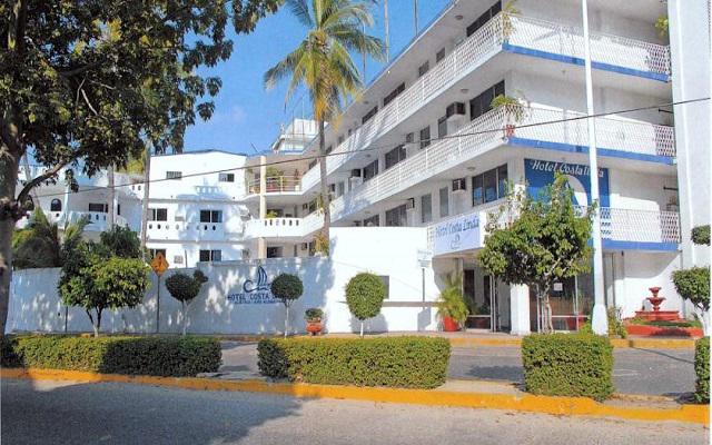 Hotel Costa Linda en Zona Tradicional
