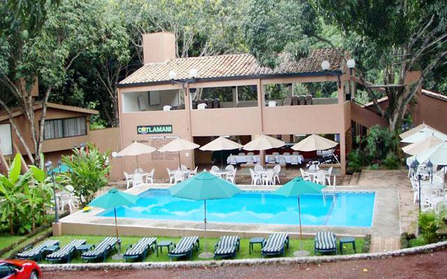 Hotel Cotlamani en Jalcomulco
