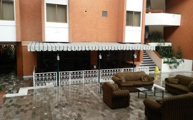 Hotel Country Plaza, cómodas instalaciones