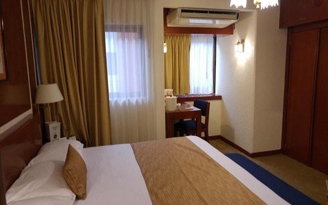 Hotel Country Plaza, espacios diseñados para tu descanso