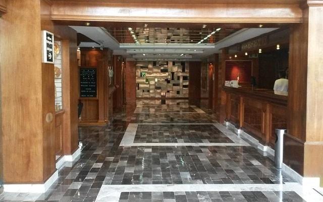 Hotel Country Plaza, servicio de calidad