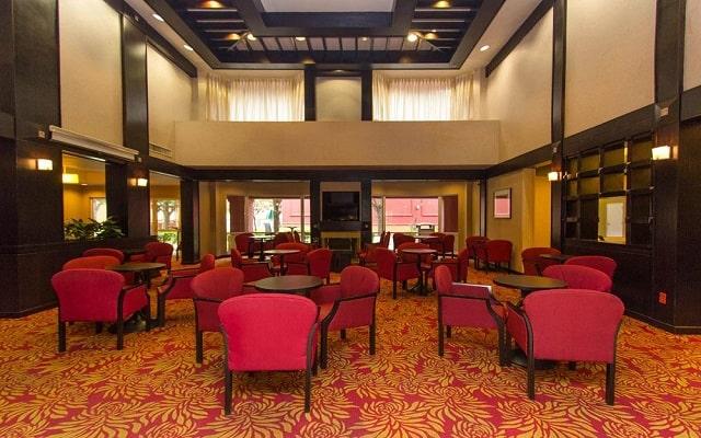 Hotel Courtyard by Marriott Monterrey Aeropuerto, confort en cada sitio