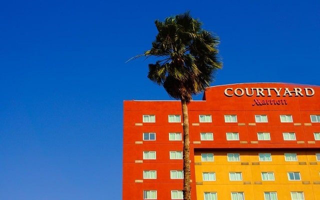Hotel Courtyard by Marriott Monterrey San Jerónimo /Valle en Galerías