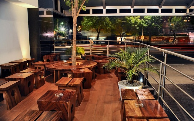 Hotel Courtyard Mexico City Revolución, ambientes agradables