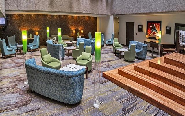Hotel Courtyard Mexico City Revolución, espacios que te invitan a relajarte