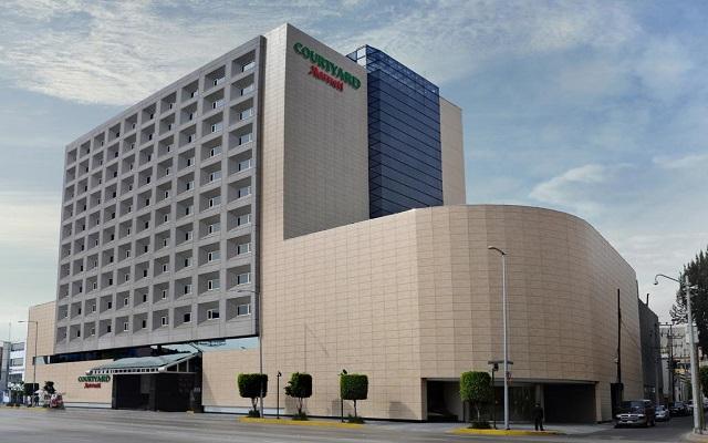 Hotel Courtyard Mexico City Revolución en Nápoles