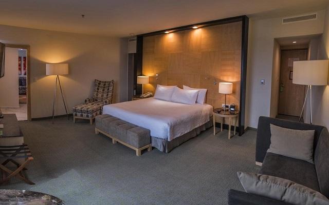 Hotel Courtyard Mexico City Revolución, amplias y confortables habitaciones