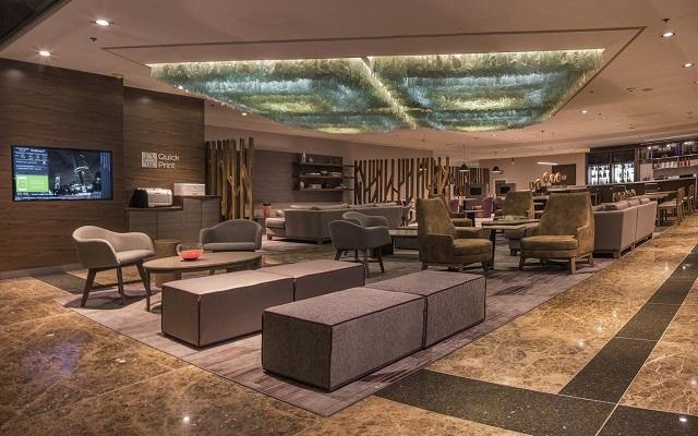 Hotel Courtyard Mexico City Revolución, lobby