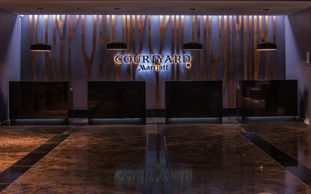 Hotel Courtyard Mexico City Revolución, atención personalizada desde el inicio de tu estancia