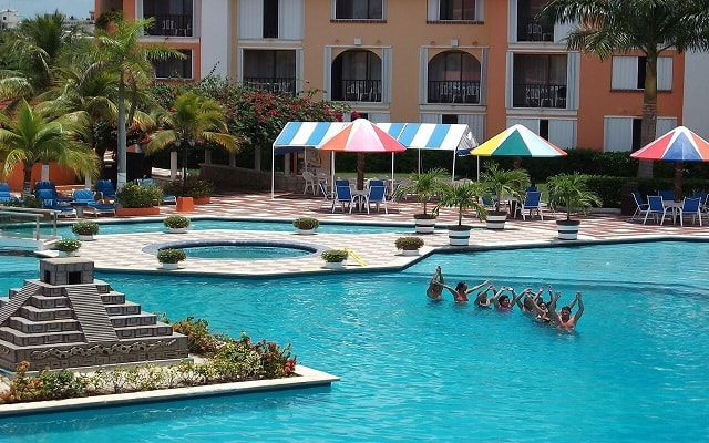 Hotel Cozumel & Resort, participa de entretenidas actividades
