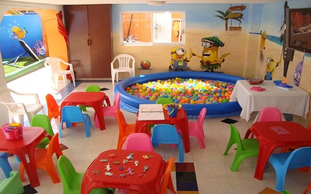 Hotel Cozumel & Resort, club de niños