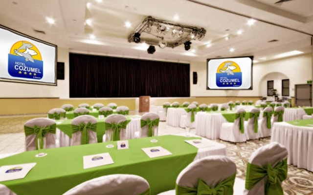 Hotel Cozumel & Resort, salón de eventos